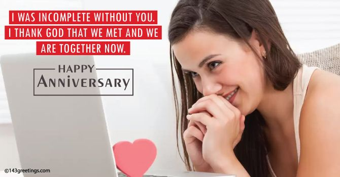 Anniversary Message for Girlfriend Long Distance Relationship