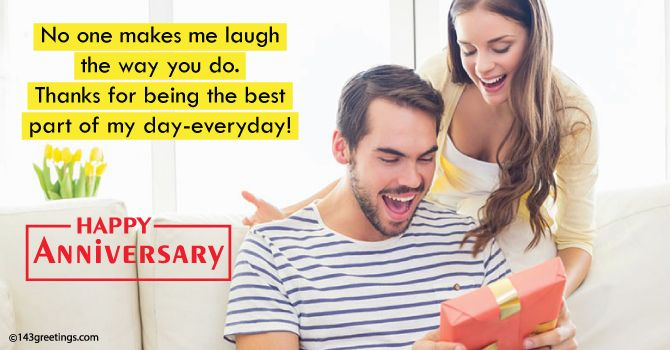 Long Anniversary Messages for Him
