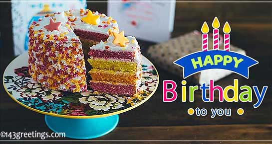 Beautiful Birthday Wishes And SMS