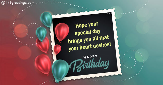 Birthday Wishes Birthday Messages Greetings Sms