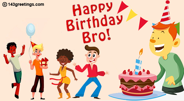 The Best Birthday Wishes for Brother | 143 Greetings