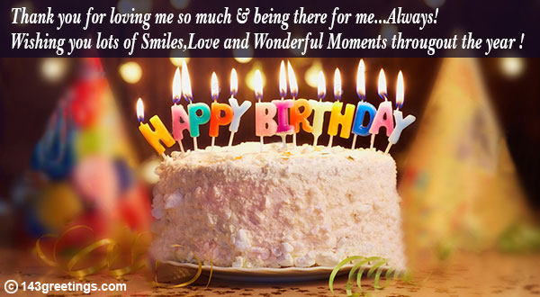 The Best Birthday Wishes Messages Quotes 143 Greetings
