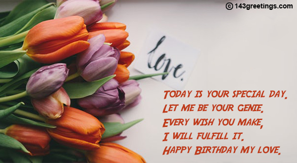 Long Birthday Wishes For Girlfriend