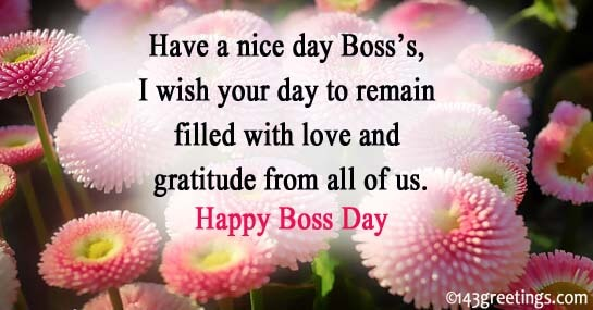 Free bosss day cards greetings ecards 143 greetings boss day cards m4hsunfo