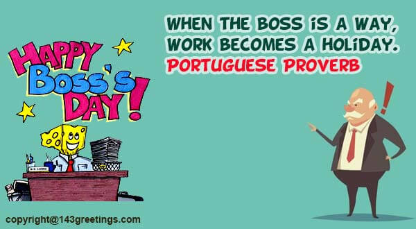 Boss's Day Messages 2019: Best Boss's Day Wishes | 143 Greetings