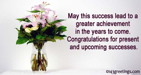 The Best Congratulations Quotes Collection 143 Greetings