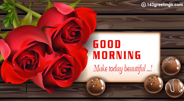 Free Good Morning Messages