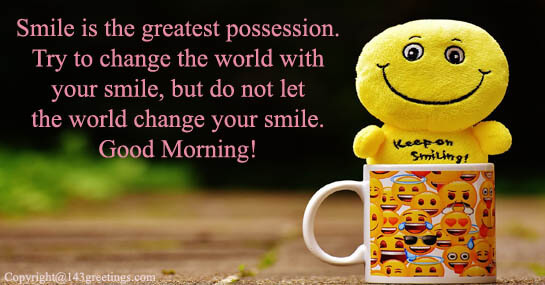 Good Morning Quotes Best Good Morning Quotation 143 Greetings