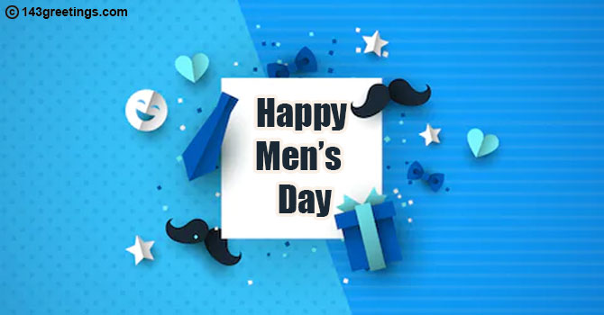 Mens Day Messages