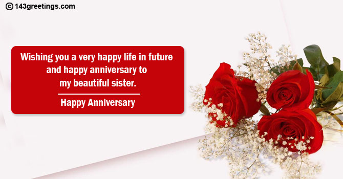 Best Wedding Anniversary Wishes Messages 143 Greeting