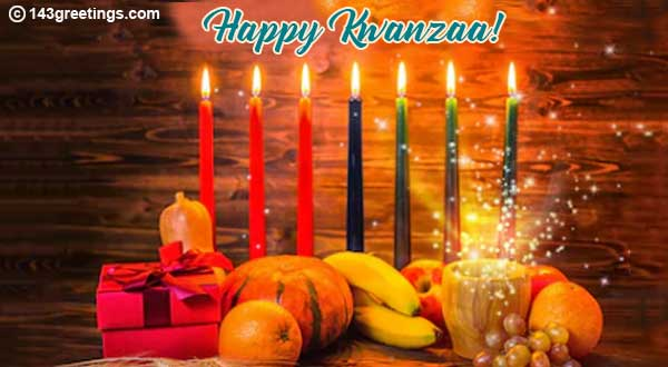 Kwanzaa Messages