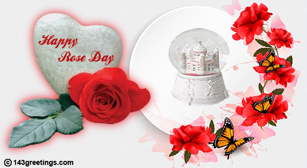 Rose Day messages