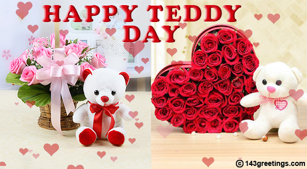 Teddy Day Messages